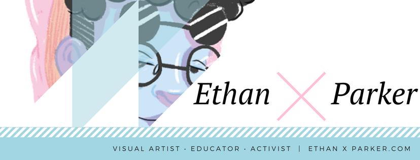 Ethan Draws Stuff · Triple discrimination threat