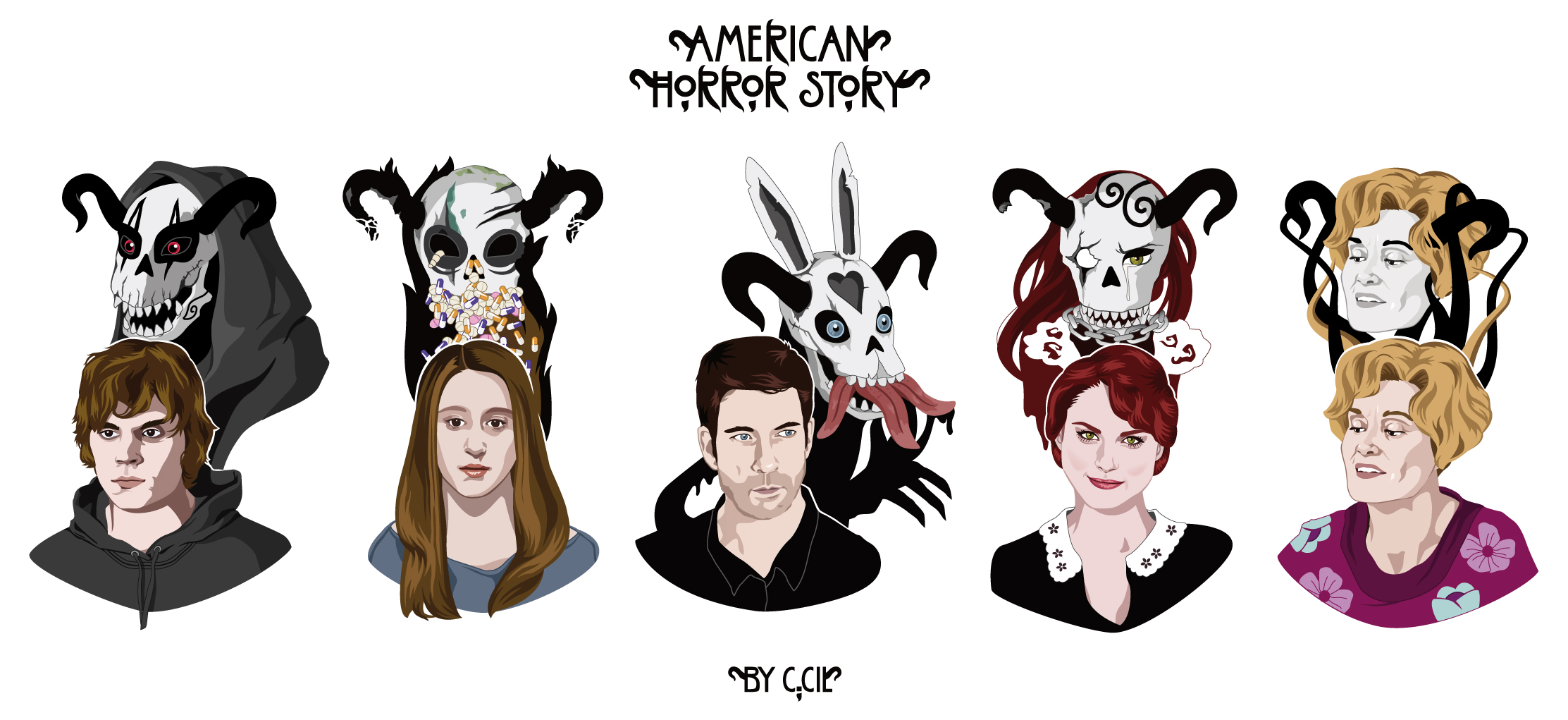 watch american horror story season 3 coven episodes online