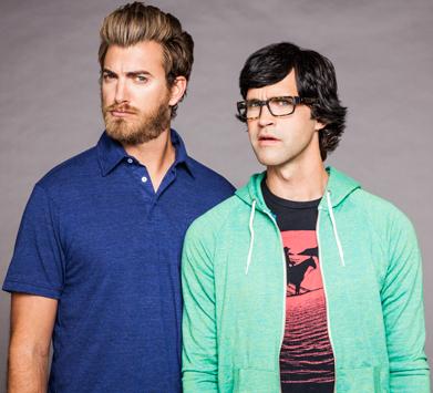 Image result for Rhett and Link