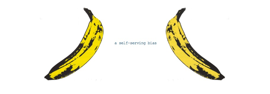 a self-serving bias