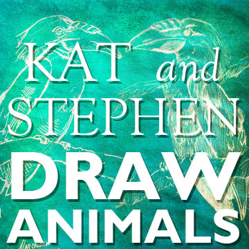 Kat and Stephen Draw Animals
