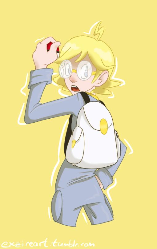Clemont Pokemon Tumblr