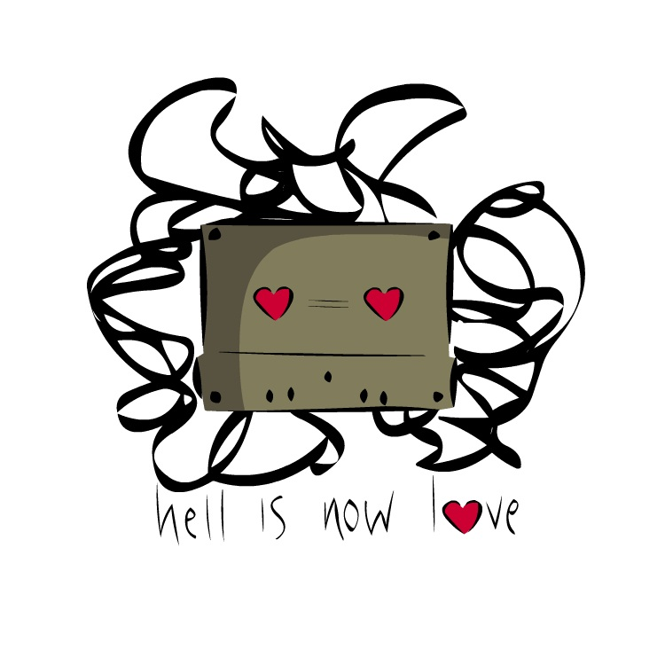 HELL IS NOW LOVE