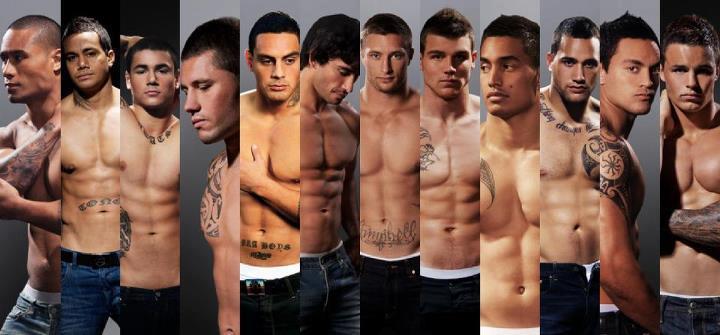 Hot maori men