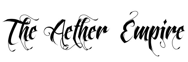 the aether empire