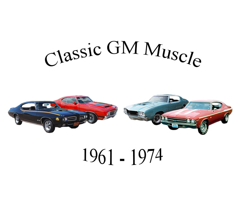 Classic GM Muscle