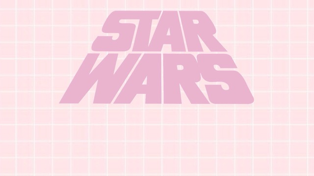 Photo Collection Pink Star Wars Wallpaper