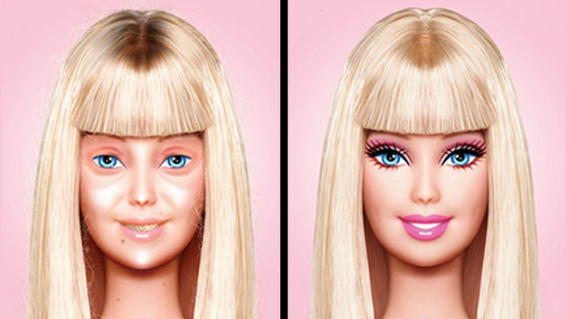 Before After Makeup Tumblr - Before and after makeup photos