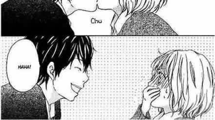 Cute Shoujo Manga Couples  E  A