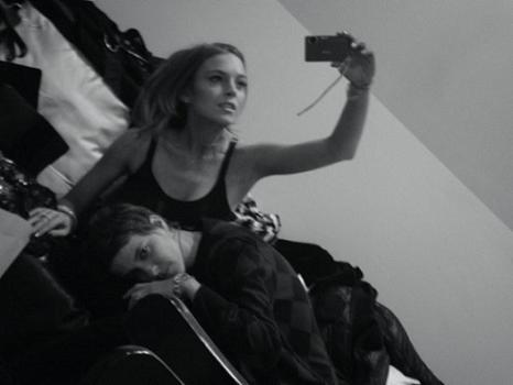 I ♥ Lindsay Lohan & Samantha Ronson