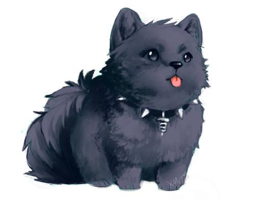Bildergebnis für anime dog png