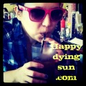 Happy Dying Sun