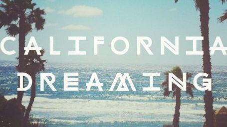 My Home Is California