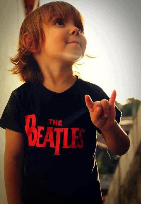 Resultado de imagem para rock e crianças
