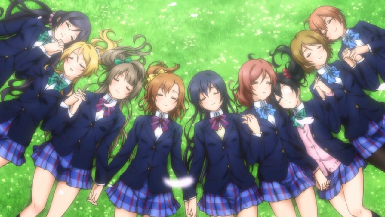 Cards Of School Idol Festival
