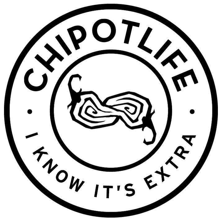 Chipotle Logo chipotlife: i lowered my cholesteroleating chipotle for 82