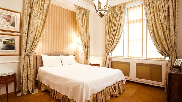 luxury bedrooms designed for a cozy and comfortable sleep