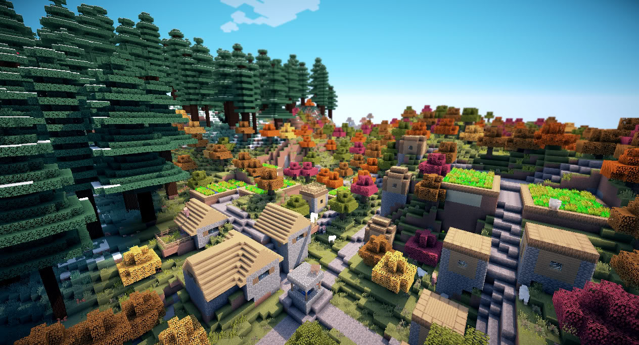 Great Minecraft Photography & Deisgn! Tumblr_static_minecraft-sonic-ether-mod-7
