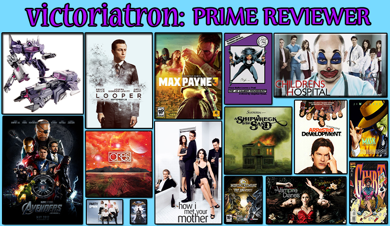 victoriatron; prime reviewer