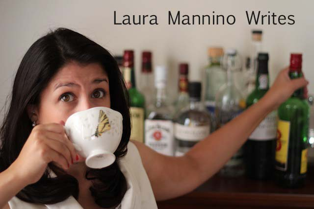 Laura Mannino Writes Jokes