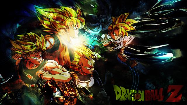 Dragon Ball Z Tumblr