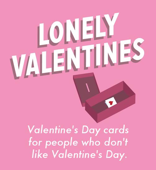Lonely Valentines. U201c