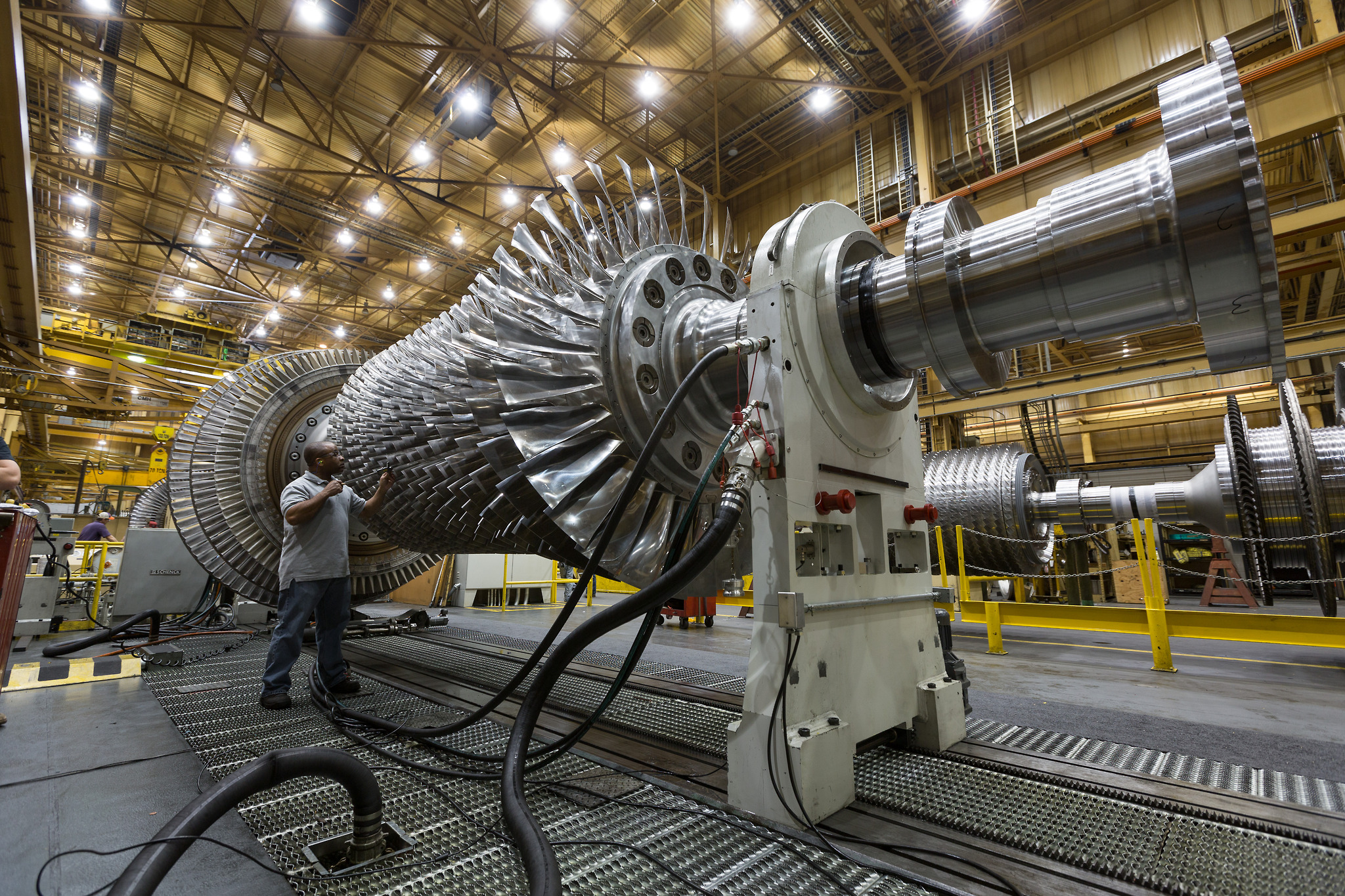 GE | Power Generation Services