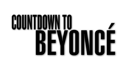 Countdown to Beyoncé
