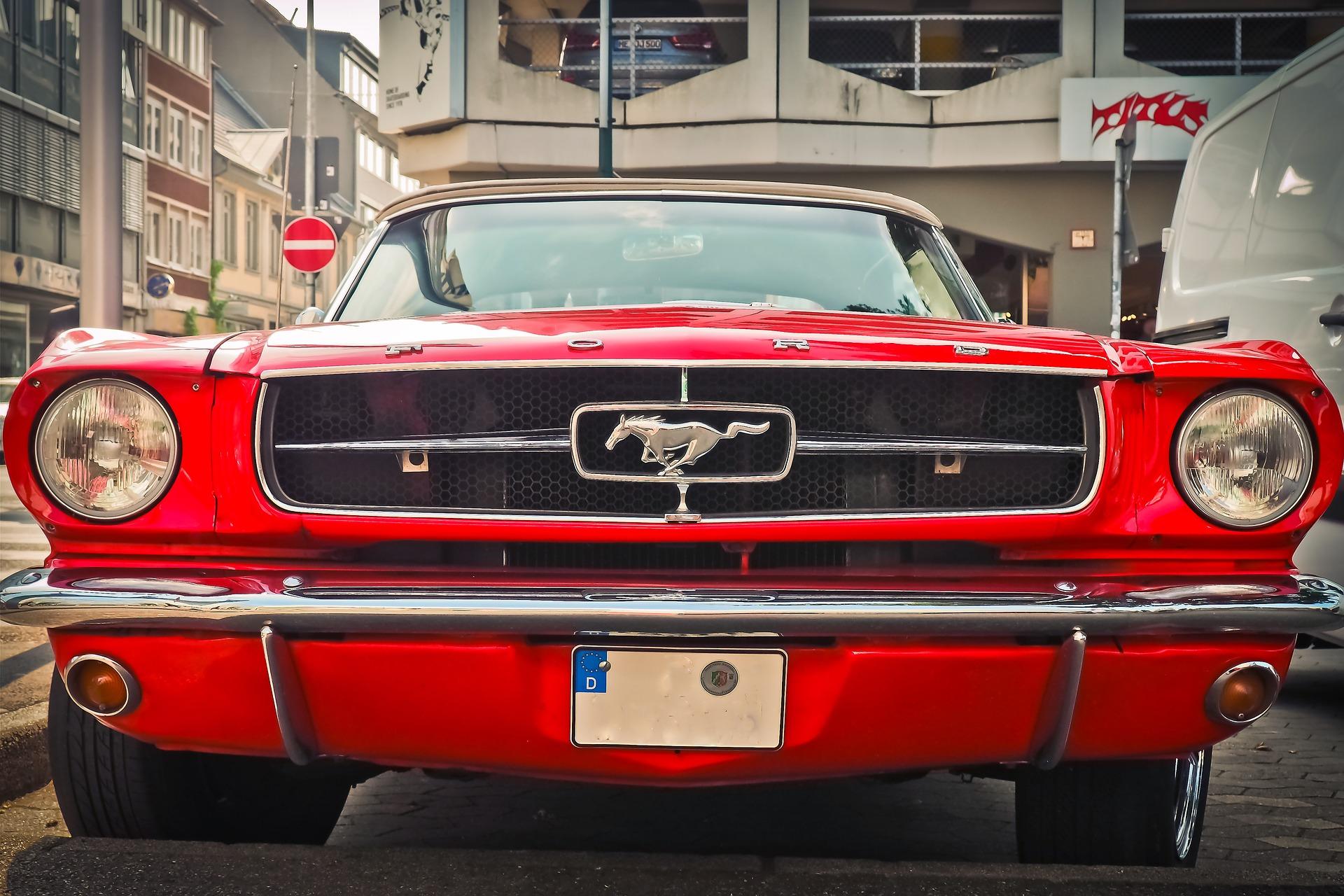 Vintage Muscle Car Tumblr