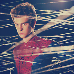 The amazing spider man andrew garfield