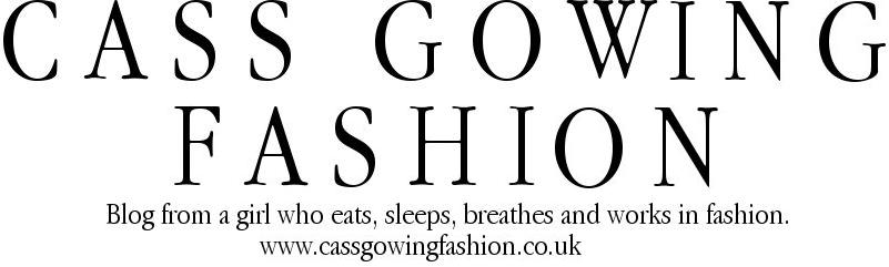Cass Gowing Fashion