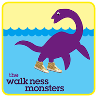 the walk ness monsters