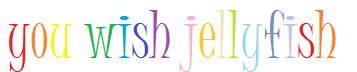 U Wish Jellyfish MESSAGE SUBMIT TUMBLR THEMES