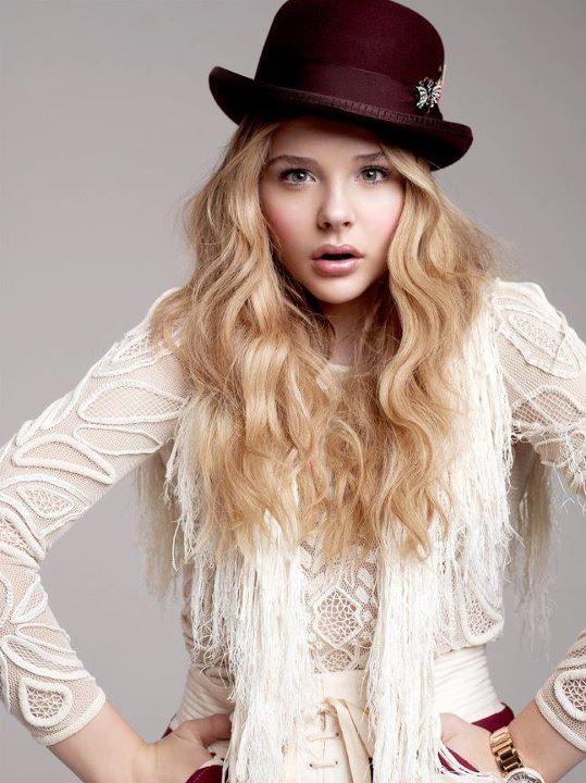 Chloe Moretz Fashion