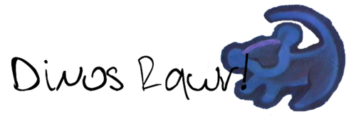 Dinos Rawr!
