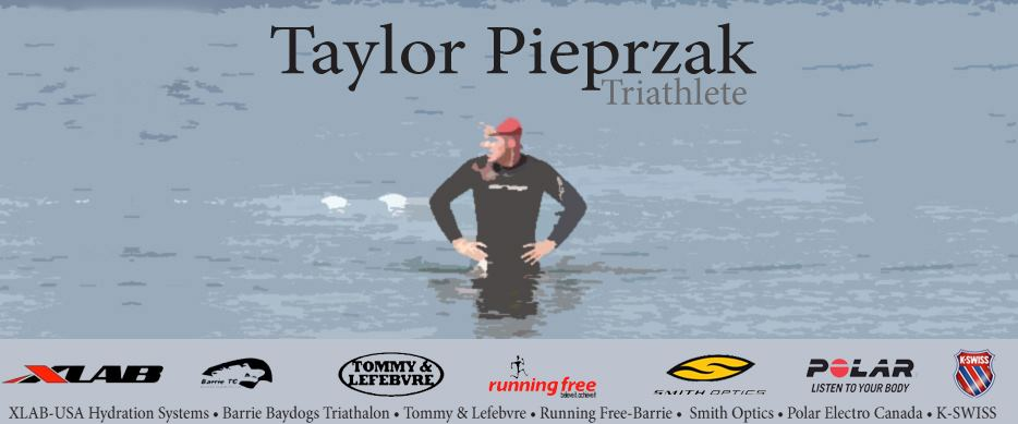 Taylor Pieprzak: Triathlete