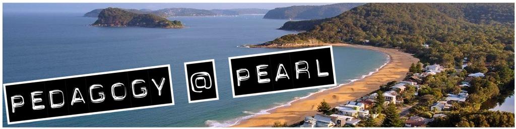 PEDAGOGY @ Pearl
