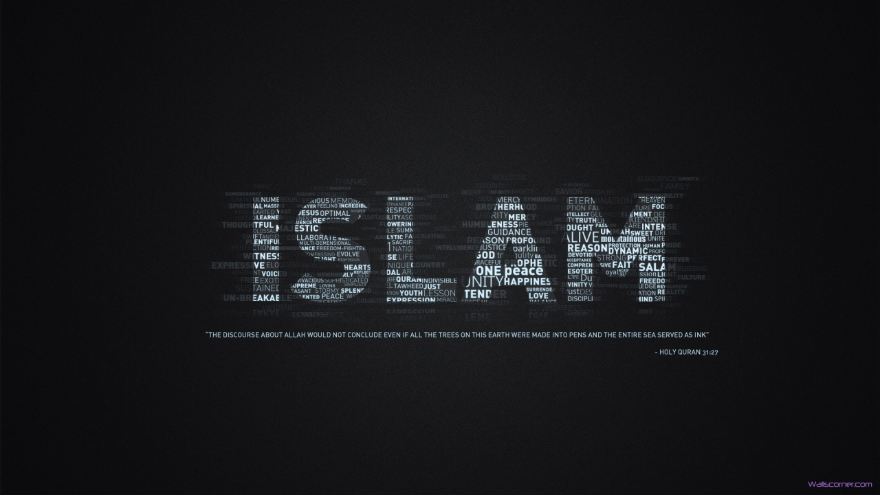 Islam is the way....
