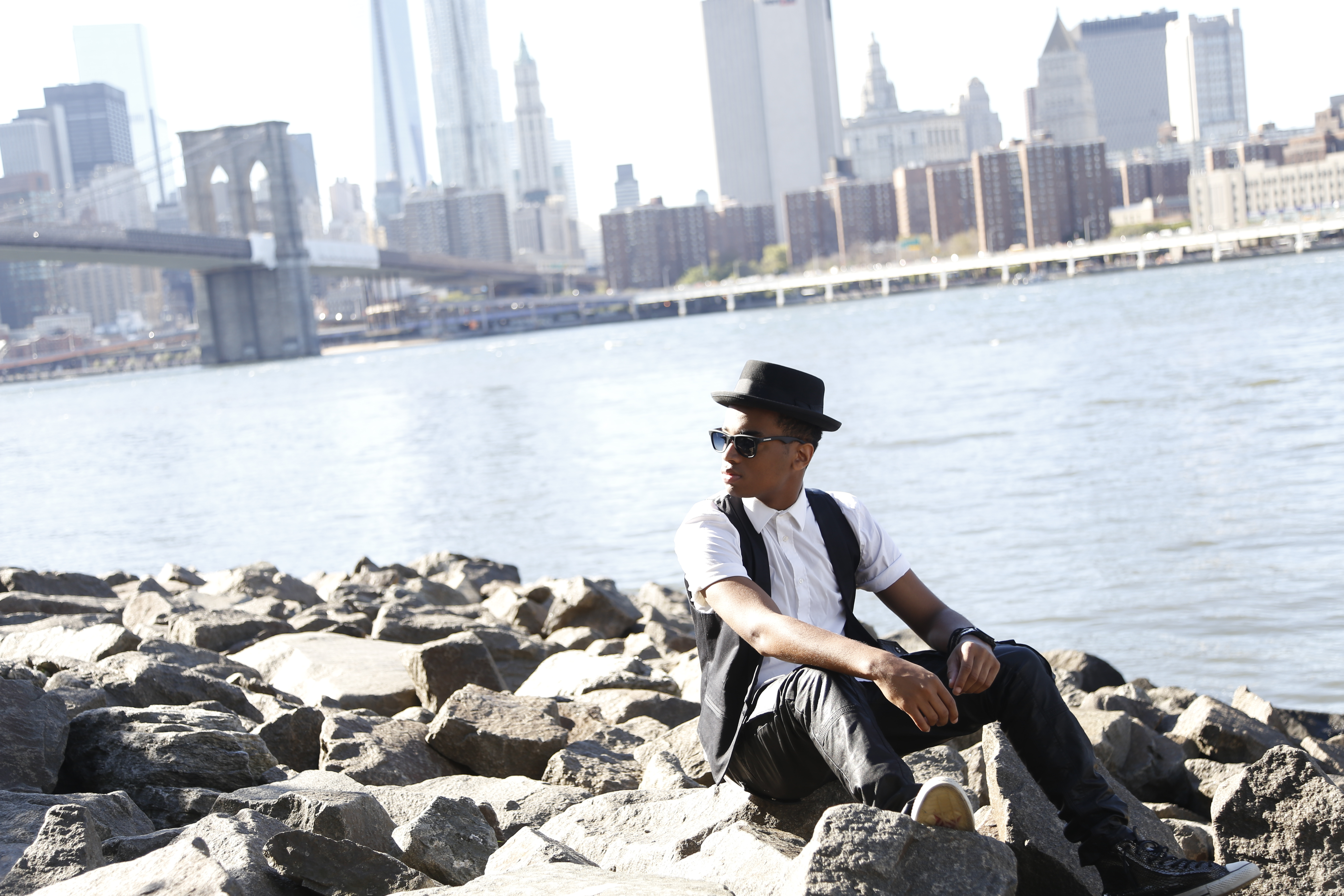 Patrick Toussaint Music