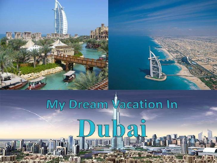 dream vacation essays