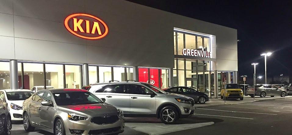 Kia Of Greenville >> Kia Of Greenville