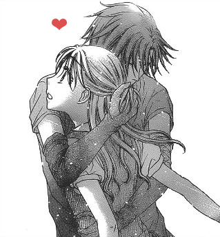 Cute manga couple - Manga couple triste ...