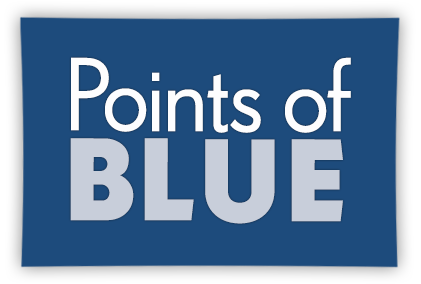 Points of Blue
