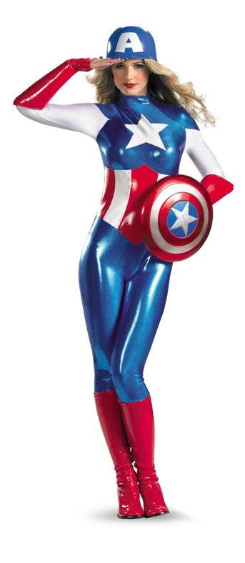 Captain hook women s costume