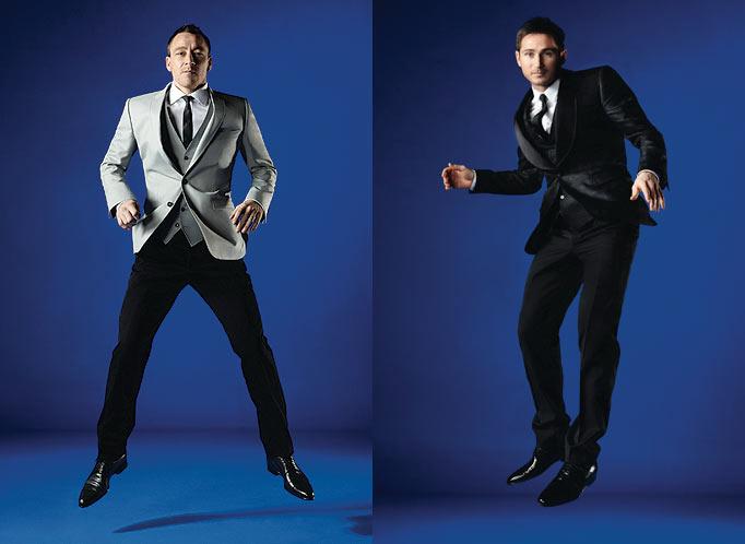 Frank lampard suit