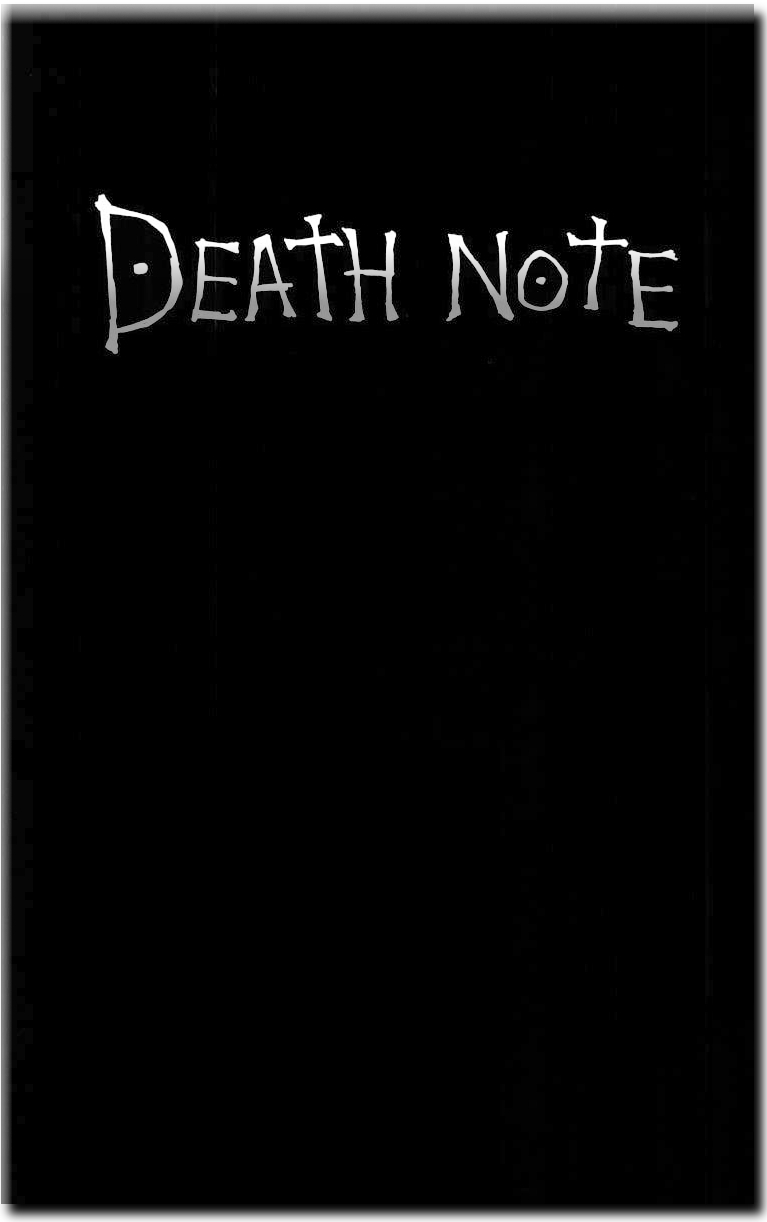 Death note iphone wallpaper tumblr - 3 Death Note Template Teknoswitch