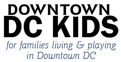 Downtown DC Kids: for families and children living and playing in Downtown DC