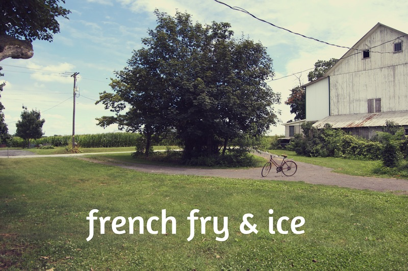 French Fry & Ice