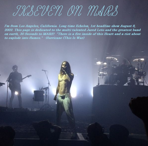 TKSeven on MARS