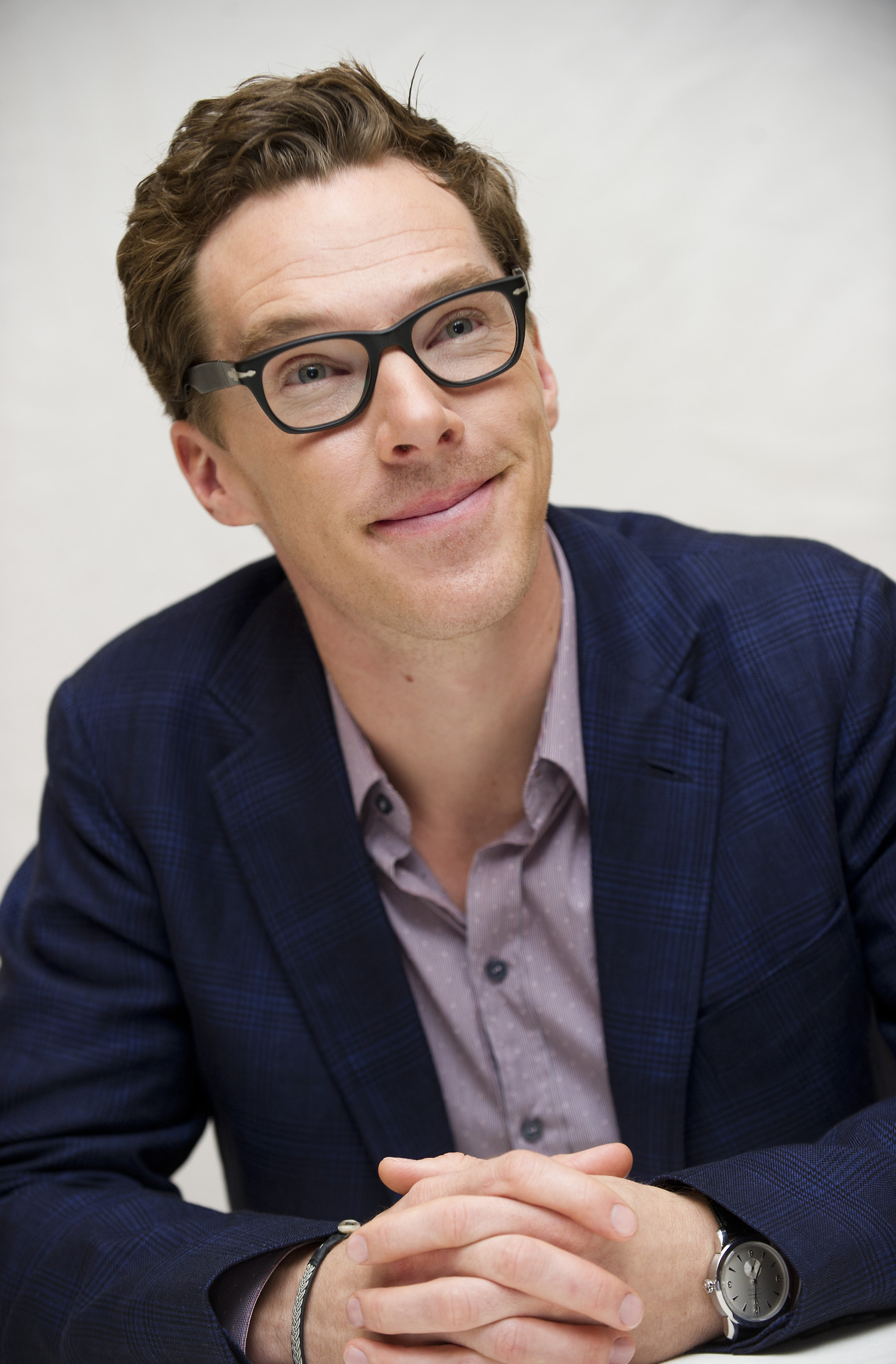 Loving Benedict Cumberbatch in glasses - 20th September ... Benedict Cumberbatch